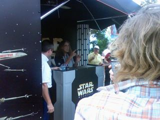 "Peter Mayhew - ""Chewbacca"""